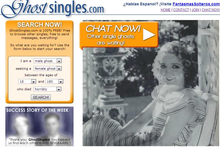 weird dating site stories