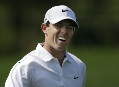 Rory McIlroy closed out his tournament with a round of 67.