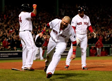 Red Sox end 95-year Fenway drought to win World Series · The42
