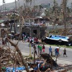 The impact of the storm was severe as it made several landfalls to island groups within central Philippines.<span class=