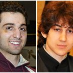 The brothers were responsible for the deaths of two people at the finish line of the Boston Marathon. Tamerlan died in a shoot out with police, while his younger brother awaits trial.<span class=