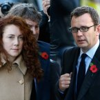 """""""The fact is you are my very best friend, I tell you everything, I confide in you, I seek your advice, I love you, care about you, worry about you, we laugh and cry together. In fact without our relationship in my life I am not sure I will cope."""" - A letter Rebekah Brooks wrote to Andy Coulsen is revealed, as the former News of The World pair's six-year affair came to light during the phone hacking trial this week. <span class="""