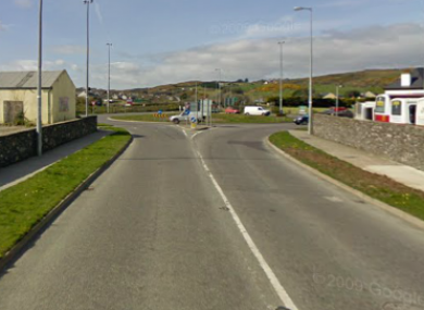 The N71 in Skibbereen (File photo)