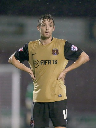 Dave Mooney has started the season for Leyton Orient in excellent form.