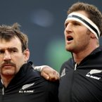 The All Blacks hooker has been linked to a move to Munster despite retiring in November.<span class=