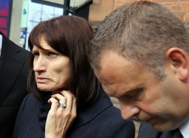 Karen Walton and Peter Robinson should not have had to watch their son Ben die on a rugby field.