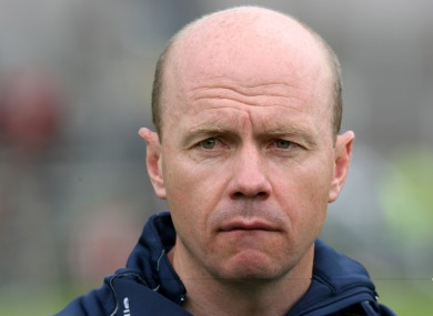 Canavan previously managed Fermanagh.