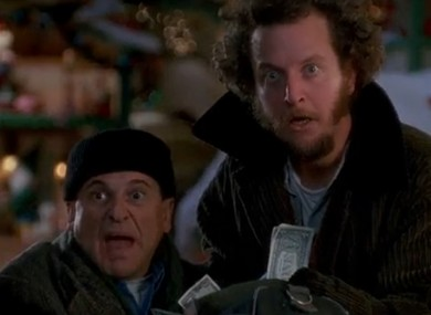 Here S How Many Times Harry And Marv Would Die If Home Alone