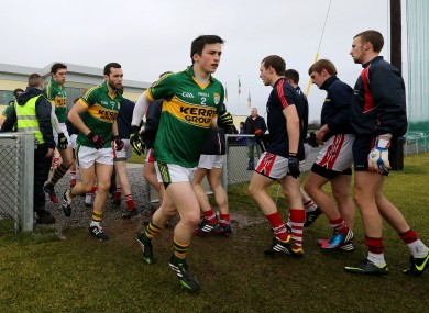 Murphy: in action during the McGrath Cup semi against CIT.
