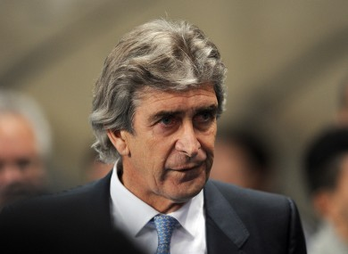 Pellegrini has objected to Mourinho's claims.