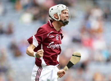 Galway's Jason Flynn.