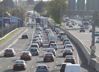 Intelligent vehicles would help reduce congestion by alerting drivers to traffic jams and accidents.