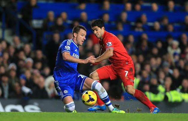 Chelsea Vs Liverpool 2014: Who's Going To Win The Premier