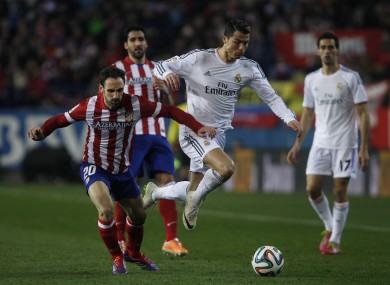 Real and Atletico Madrid are in the hunt for the league honours in Spain.