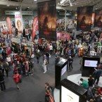 General scenes today at the MCM Ireland Comic Con in the RDS, Dublin<span class=
