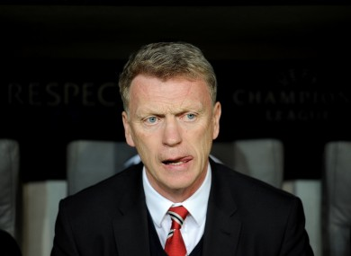 David Moyes left as manager of Everton after 11 years in charge at the end of last season.
