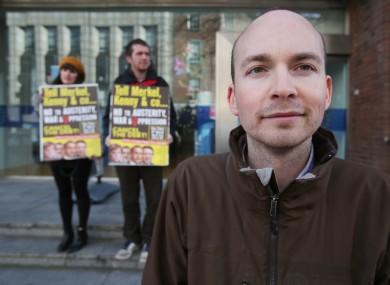 MEP Paul Murphy