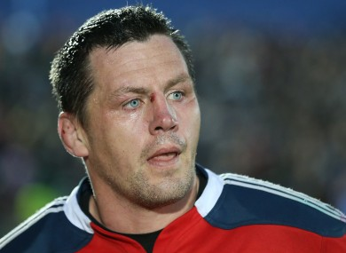 There was no preordained farewell for Coughlan, just a sickening Pro12 semi defeat to Glasgow.