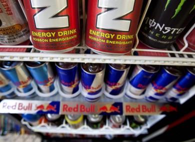 Energy drinks (file photo)