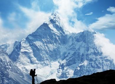 Two Irishmen reach summit of Mount Everest · TheJournal ie