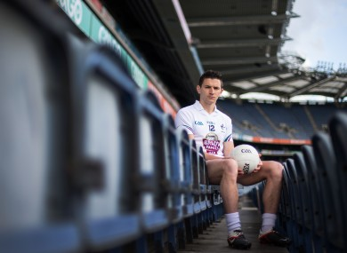 Callaghan was talking in Croke Park ahead of this weekend's Leinster quarter final.