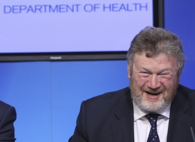 James Reilly announced this week that over 15,000 medical cards will be given back to people with serious medical conditions.