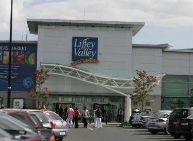 Liffey Valley Shopping Centre, Dublin.