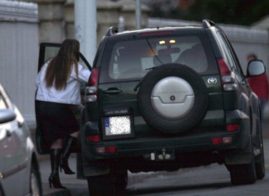 Pimps 'taking advantage' of delay in new prostitution law