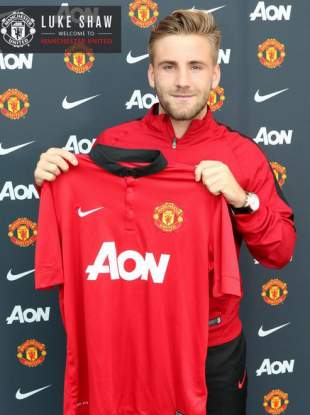 Shaw has signed on a four-year deal.