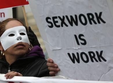 are prostitutes illegal in australia