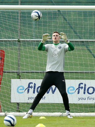 Teenager Ian Lawlor has already been called up to the Ireland squad.