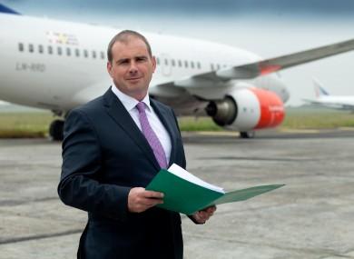 Eirtech CEO Niall Cunningham