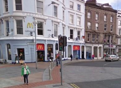 Daunts Square, Cork