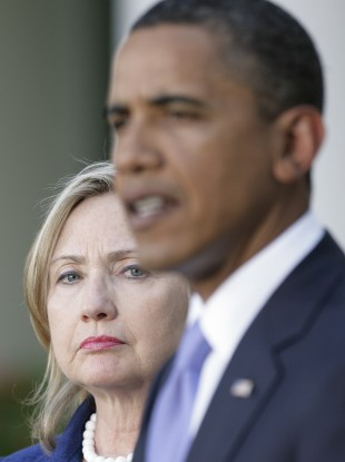 Clinton and Obama were in the most pointed conflict since 2008 this week.