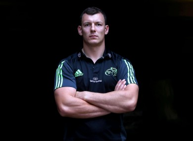 Copeland returned to Ireland with international caps in mind.