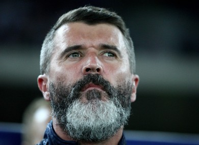 Keane's book will hit the shelves next month.