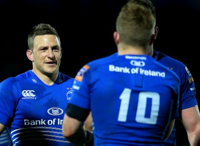 Gopperth or Madigan at 10 for Leinster?