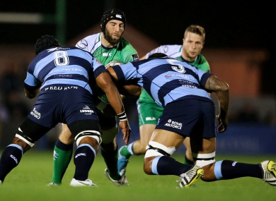 John Muldoon's side were denied at the death.