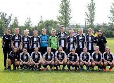 The Raheny team (file photo).