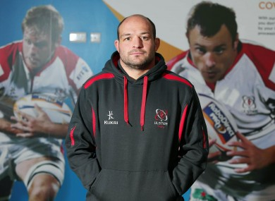 Rory Best has said that Ulster will move on from last week's disappointment.