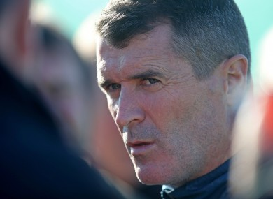 Roy Keane won't be hanging oyut with Eamon Dunphy anytime soon.