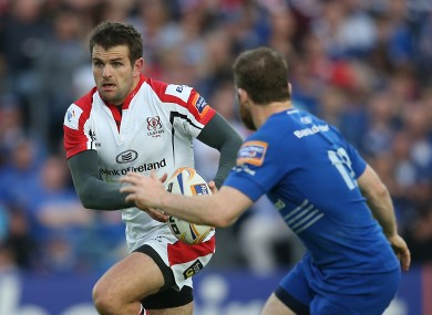 Jared Payne has worn 13 for Ulster this season.