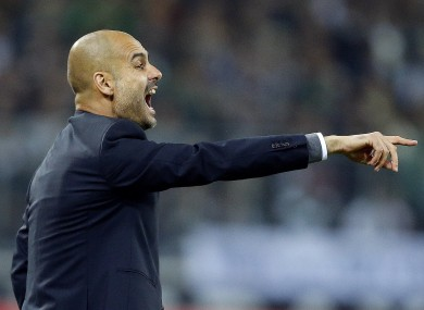 Bayern's head coach Pep Guardiola has maintained the club's success since taking over.