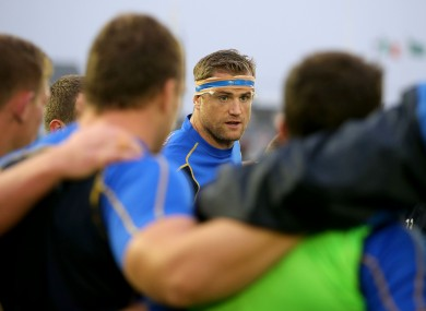 Leinster were beaten by Connacht at the Sportsground earlier this season.