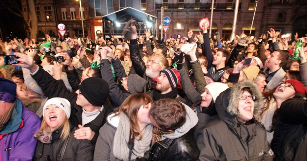Planning some 'organised fun' this New Year's? ... Here's what's happening near you