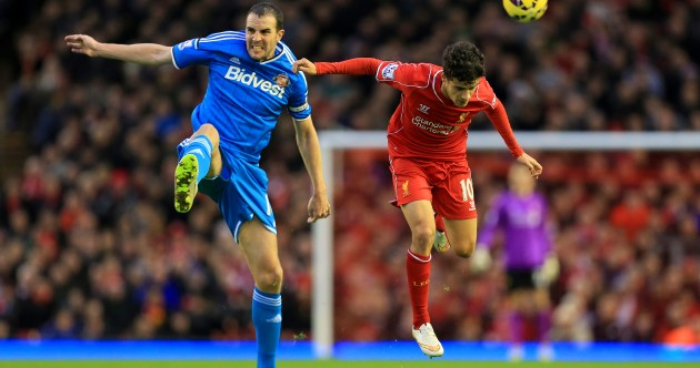 As it happened: Liverpool 0-0 Sunderland, Premier League