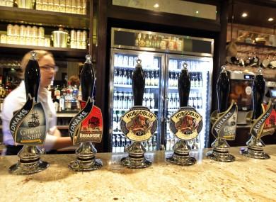 The Wetherspoon pub in Blackrock in Dublin