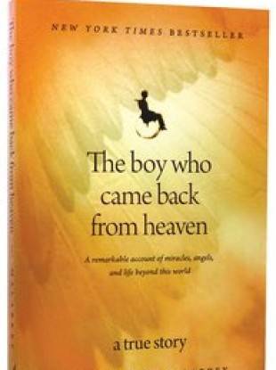 Boy who claimed to die and visit heaven admits to making