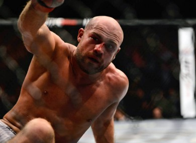 Pendred will aim to extend his undefeated streak to an eleventh bout at UFC Boston on Sunday night.