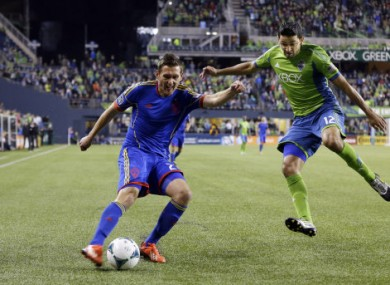 O'Neill has impressed for Colorado in the MLS.